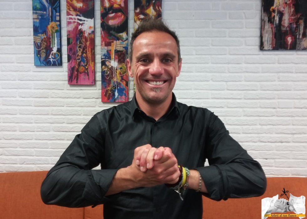 Atleti al tuo fianco Antonio Filippini