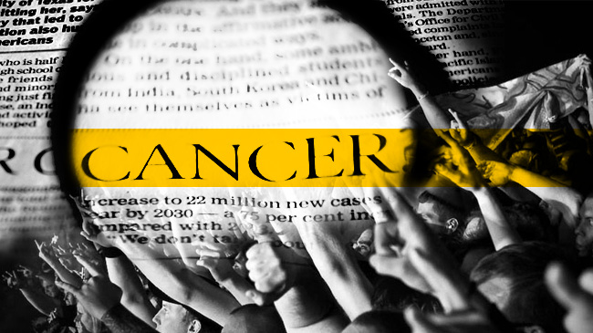 cancro vittoria