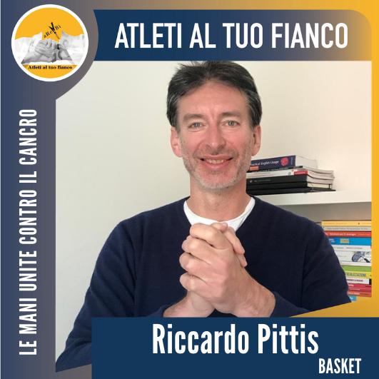 Atleti al tuo fianco Riccardo Pittis