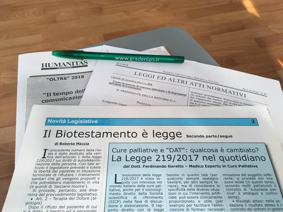 Aggiornamento a Torino sulle cure palliative