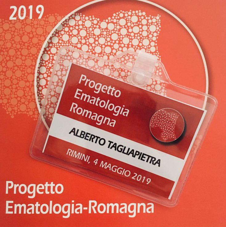 Congresso Ematologia a Rimini