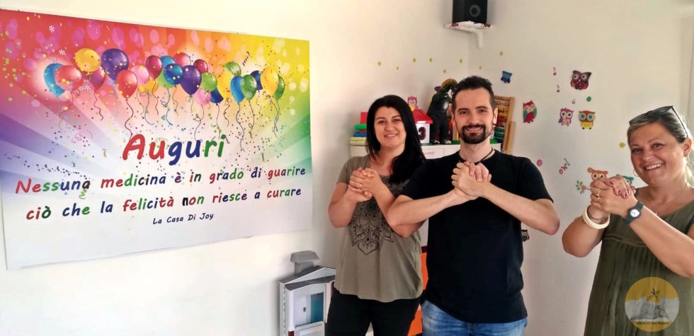 Casa di Joy a Udine