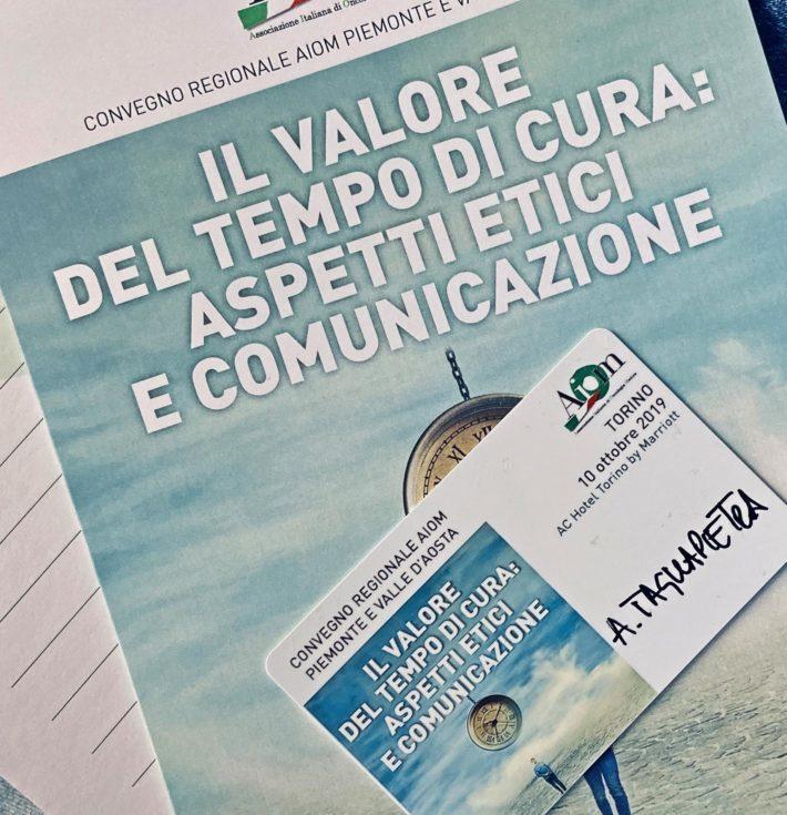Convegno AIOM a Torino