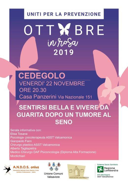 Conferenza a Cedegolo