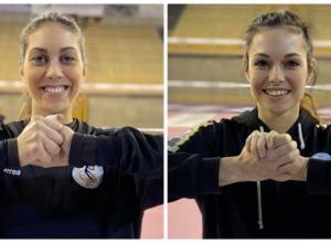 Atleti al tuo fianco: Laura Saccomani e Francesca Parlangeli