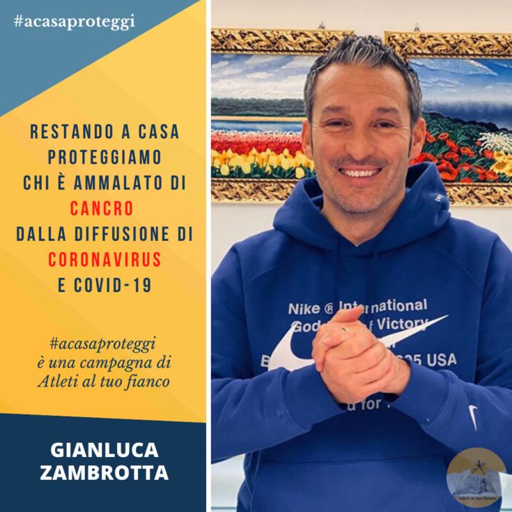 Campagna #acasaproteggi