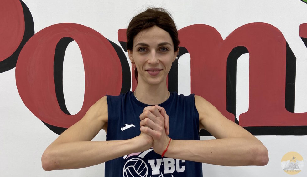 Atleti al tuo fianco Federica Stufi