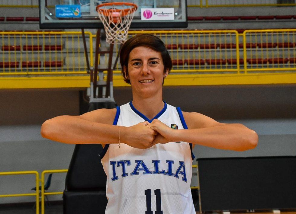 Atleti al tuo fianco Raffaella Masciadri