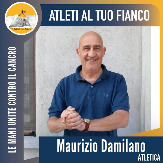 Atleti al tuo fianco: Maurizio Damilano
