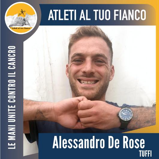 Atleti al tuo fianco Alessandro De Rose