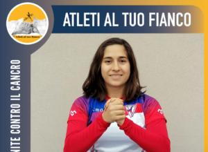 Atleti al tuo fianco Giorgia De Vecchis