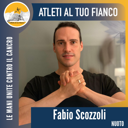 Atleti al tuo fianco Fabio Scozzoli
