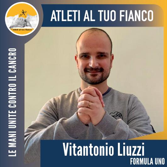 Atleti al tuo fianco Vitantonio Liuzzi