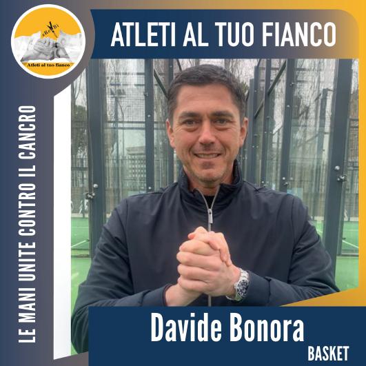 Atleti al tuo fianco Davide Bonora