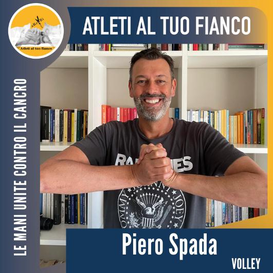 Atleti al tuo fianco Piero Spada