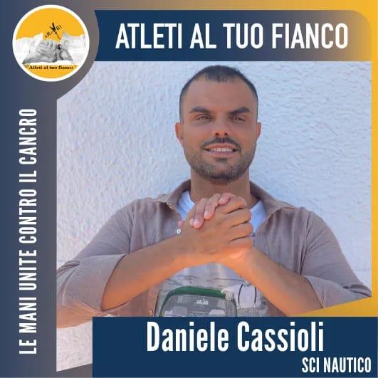 Atleti al tuo fianco Daniele Cassioli